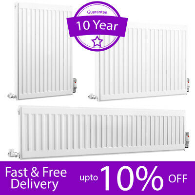 £63 • Buy Radiator Compact Convector Type 11 21 22 All Dimensions K-Rad Single Double UK