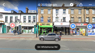 A5 Takeaway Shop Wood Oven Pizza Or  Kebab Please Call For More Info.  • 1£