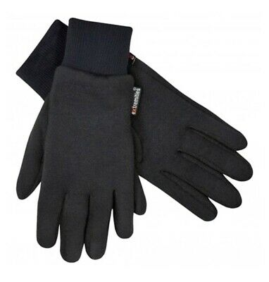 Extremities Thicky Gloves Insulated Base Liner Walking Fishing Hiking XL NEW • 12.99£