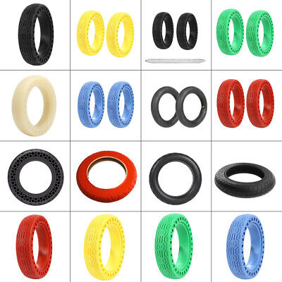 AU15.97 • Buy For Xiaomi Mijia M365 Electric Scooter Tire Wheels Outer Tyre Inner Tube Rubber