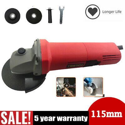 £23.16 • Buy Heavy Duty 850W 115mm Electric Angle Grinder Cutting Grinding Discs Sander 4.5