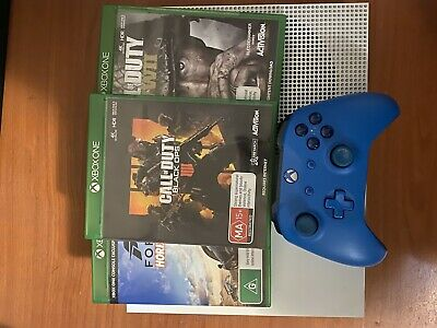 AU400 • Buy Xbox One S With A Controller And 3 Games
