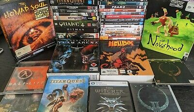 AU17.99 • Buy PC Games - Select From Drop Down Box - Free Postage - Rare - Big Box