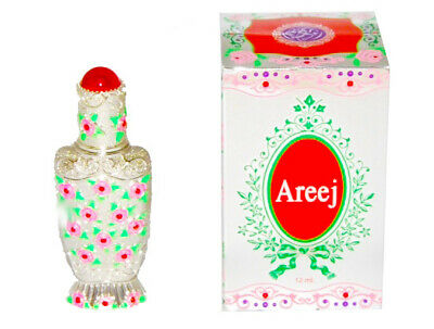 AREEJ 12ml Concentrated Fragrance Oil (NON ALCOHOLIC) - UNBOXED • 8£