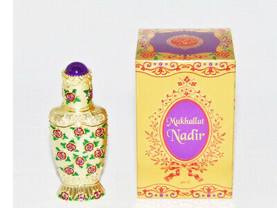 MUKHALAT NADIR 12ml Concentrated Fragrance Oil (NON ALCOHOLIC) - UNBOXED • 8£
