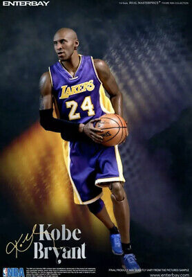 $349.99 • Buy 🏀 Kobe Bryant Enterbay NBA Collection Retirement 1:6 Scale Statue Lakers 🏀
