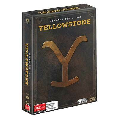 AU39.95 • Buy NEW Yellowstone - Season 2 (2019) DVD