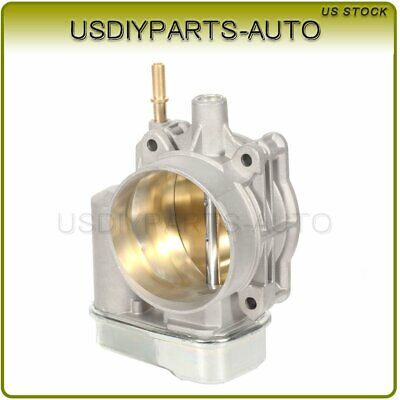$68.88 • Buy Throttle Body For Chevy Trailblazer EXT GMC Envoy 4.2L 2007 2006 2005 2004 2003