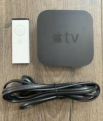 AU75 • Buy Apple TV (2nd Generation) HD Digital Media Player Streamer A1378 2nd Gen