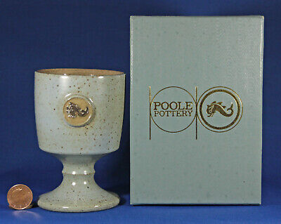 Boxed Guy Sydenham Poole Pottery Spring Promotion Goblet May 1976, Only 100 Made • 79.50£