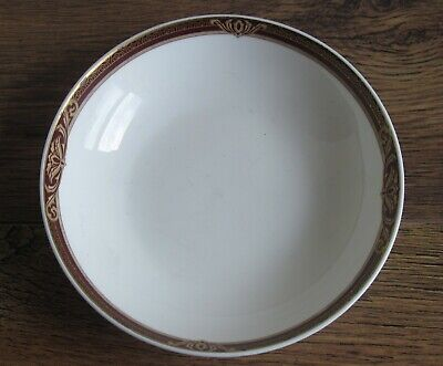ROYAL DOULTON TENNYSON CEREAL / DESSERT BOWL (approx 17.5 CM) SECOND • 19.99£