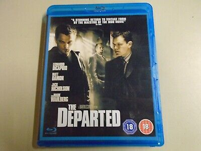 The Departed Blu-Ray (2007)  • 2£