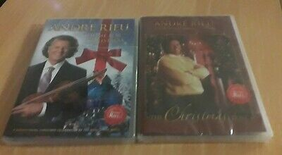Andre Rieu - Home For Christmas  And The Christmas I Love (DVDs) • 11.04£