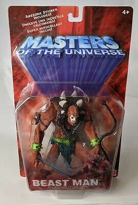 $40.90 • Buy MOTU 200X Masters Of The Universe Beast Man MOC Action Figure