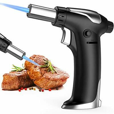 £18.99 • Buy Bearbro Blow Torch, Professional Kitchen Cooking Torch With Safety Lock, And