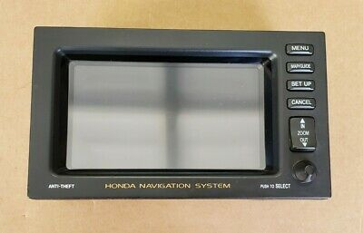 $115 • Buy 2003 2004 2005 Honda Pilot OEM Navigation GPS Display Screen 39810-S9V-A020-M1
