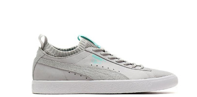 PUMA Clyde Sock Low X Diamond Mens Trainers Grey Size UK 8 US 9 *REFCRS105 • 57.99£