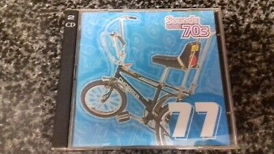 Timelife Sounds Of The 70s, 77, Vg, Double Cd. • 4£