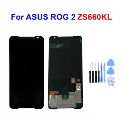 AU160.42 • Buy Original For Asus ROG Phone II 2 ZS660KL OLED LCD Display Touch Screen Digitizer