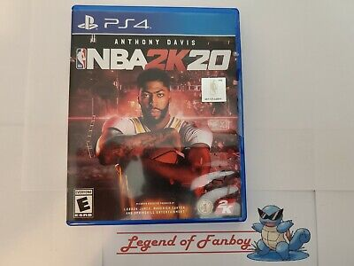 $ CDN35.53 • Buy NBA 2K20 - Ps4 PlayStation 4 * Pristine; Plastic Wrap Removed, But Never Played