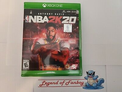 $ CDN35.53 • Buy NBA 2K20 - Xbox One * Pristine; Plastic Wrap Removed, But Never Played *