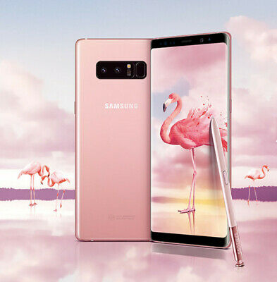$ CDN375.60 • Buy Samsung Galaxy Note 8 N950U 64GB Factory GSM Factory Unlocked Android Smartphone
