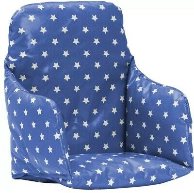HIGHCHAIR Cushion Insert Suitable For East Coast And Many Wooden HIGH Chair • 43£
