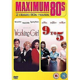 AU15.45 • Buy Working Girl/9 To 5 DVD