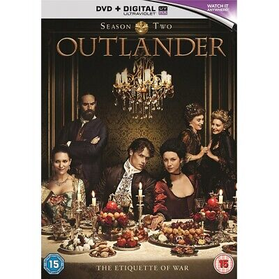 AU13.17 • Buy Outlander: Complete Season 2 DVD