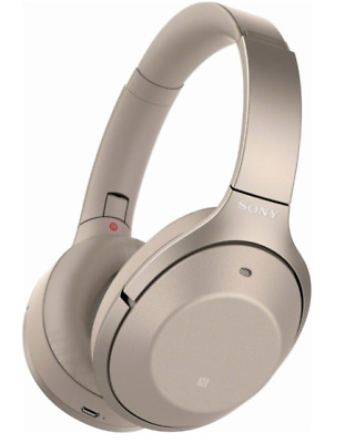 $ CDN261.65 • Buy Sony Wireless Noise-Cancelling Headphones WH-1000XM2NM Gold Over-Ear Headset