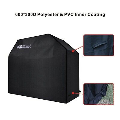 $ CDN28.75 • Buy Outdoor BBQ Gas Grill Cover 58x24x48  Barbecue Heavy Duty Waterproof Weber Lower