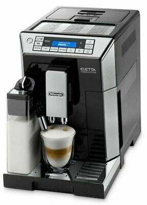 AU950 • Buy De'Longhi Eletta Cappuccino Top ECAM 45.760.B  Cappuccino Coffee Maker - Black