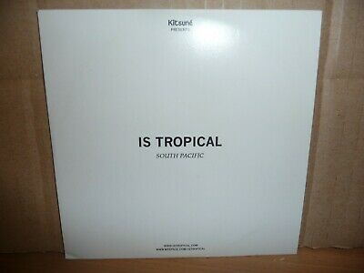 Is Tropical, South Pacific - 2010 PROMO CD • 1.75£
