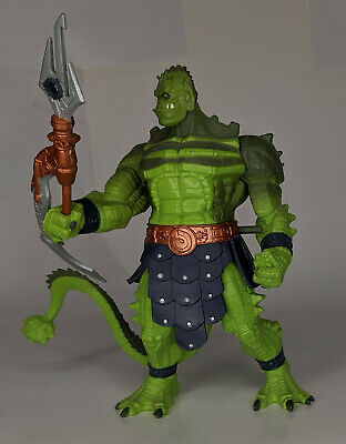 $19.95 • Buy MOTU 200X Masters Of The Universe Whiplash Loose Complete