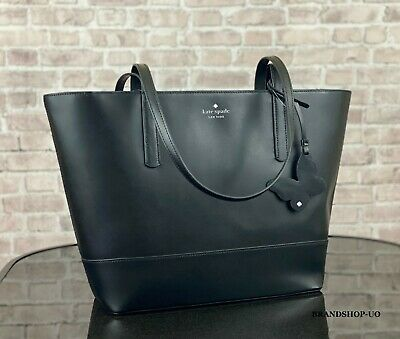 $ CDN138.75 • Buy KATE SPADE NEW YORK ADLEY LEATHER LARGE TOTE SHOULDER BAG $329 Black