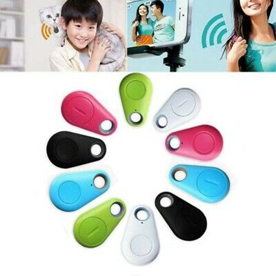 Smart Wireless Bluetooth Key Finder ITag Anti Lost Tracker Alarm GPS Locator UK • 1.99£