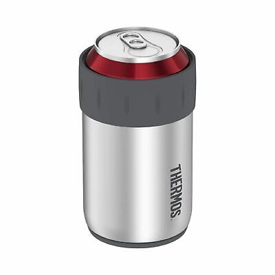 AU24.69 • Buy New THERMOS Stainless Steel Can Insulator 355ml Vacuum Insulation Koozies