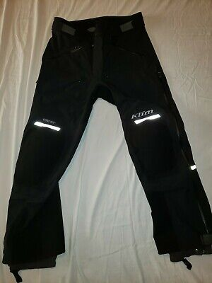 $ CDN132.11 • Buy Klim STEALTH Pro Motorcycle Pants Size MEDIUM 36 WAIST Gore-Tex ARMORED