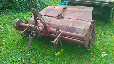 Vintage Agrotiller Farm Machinery For Restoration • 290£