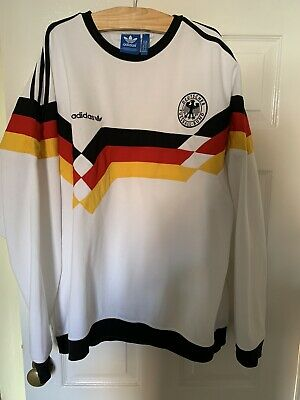 Adidas West Germany Sweater XXL • 50£