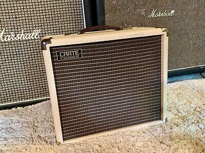 $ CDN326.68 • Buy Crate Vintage Club 20 Electric Guitar Amplifier CREAM  Made In Usa
