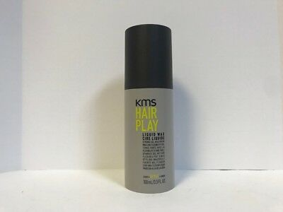 AU25.73 • Buy KMS HAIR PLAY LIQUID WAX - 3.3oz