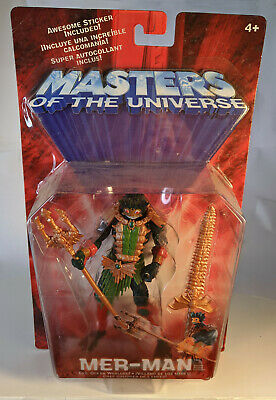 $29.99 • Buy MOTU 200X Masters Of The Universe Mer-Man MOC Action Figure