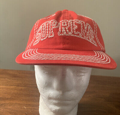 $ CDN120.65 • Buy Supreme Big Stitch 6-panel Red Hat, Fw20 Week 3 Os (in Hand) Authentic, New
