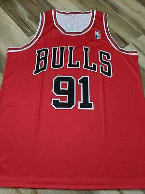 AU109 • Buy Dennis Rodman 1998 Chicago Bulls Replica NBA Jersey - XL
