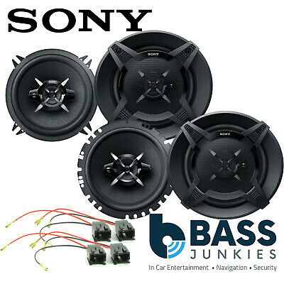 Peugeot 308 SONY 1020 Watt Front & Rear 3 Or 5 Door Car Speakers Upgrade Kit • 89.99£