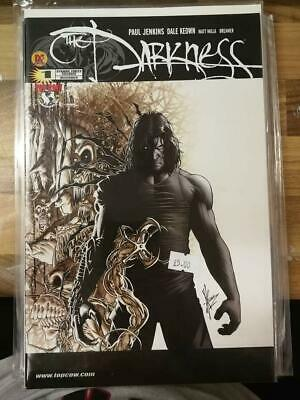 The Darkness Signed Dynamic Forces #1 • 10£