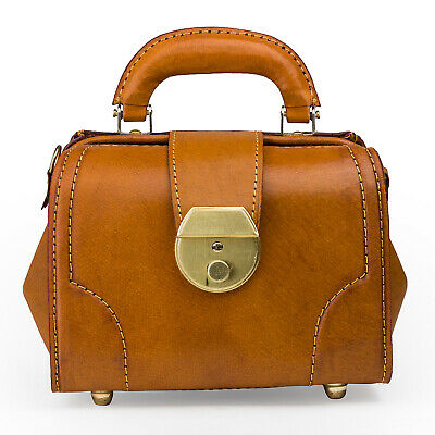 Leather Doctors Bags 7'' (40515) • 19.95£