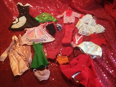 $ CDN20.63 • Buy Vintage Barbie Clothes Lot TLC