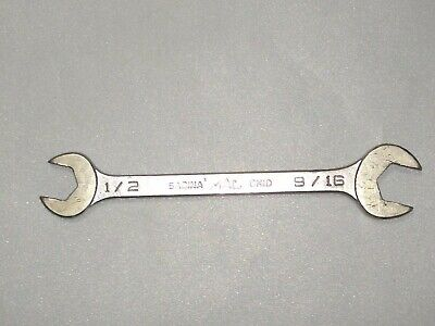 $15.95 • Buy MAC Tools, Sabina, USA, #DR1618 1/2  X 9/16  Open End Wrench **FREE SHIPPING**